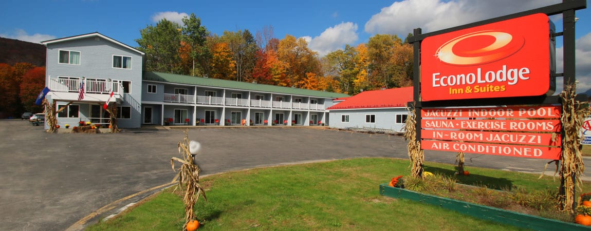 White Mountains Nh Motel Hotel Swimming Pool Loon